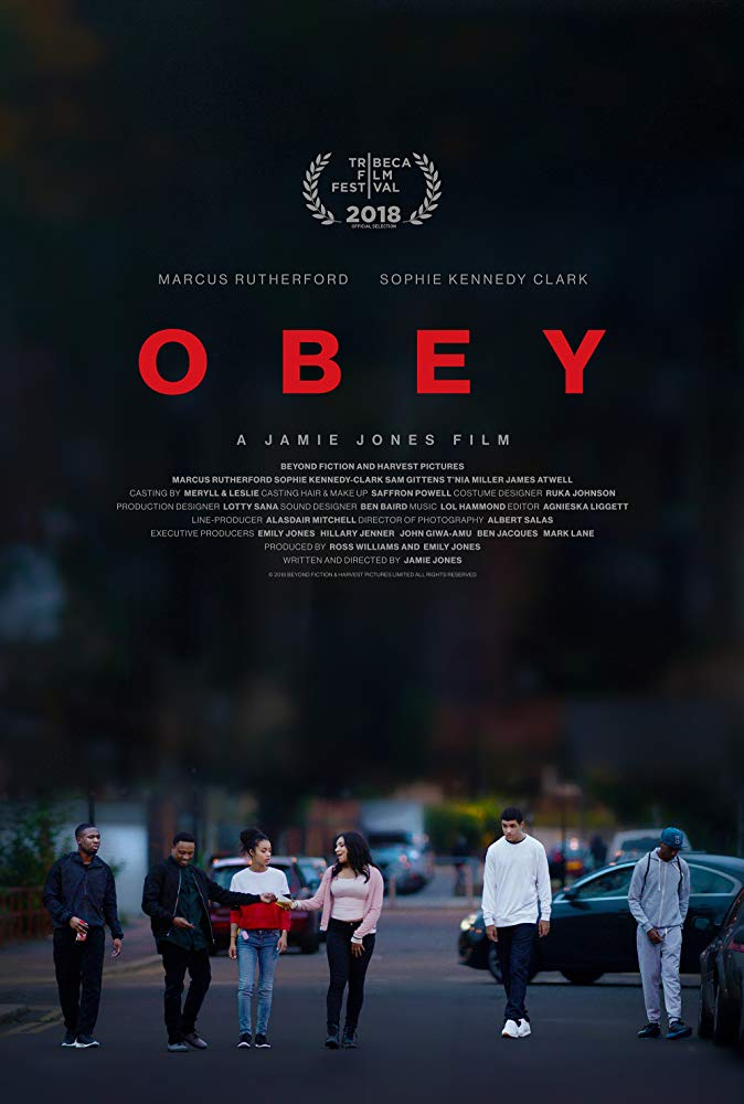 Affiche du film Obey