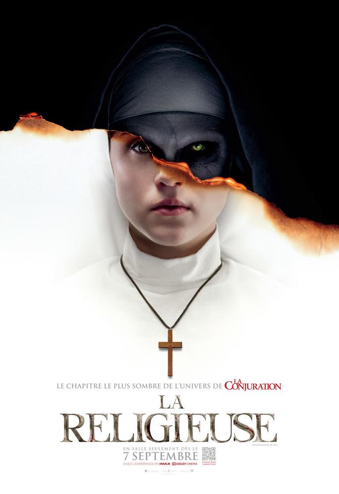 L'affiche du film La religieuse