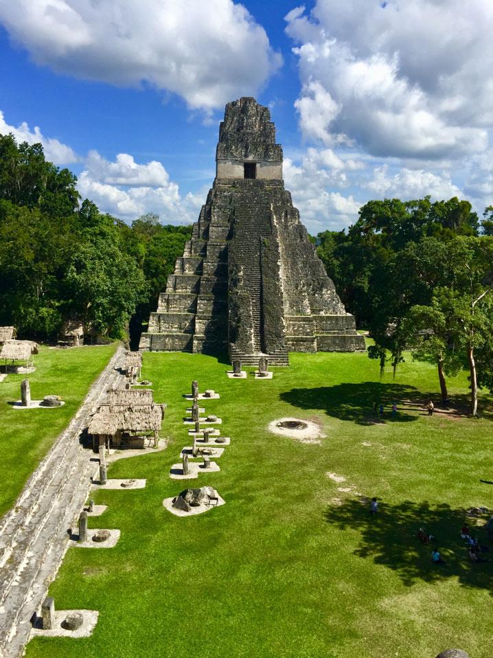Temple de Tikal