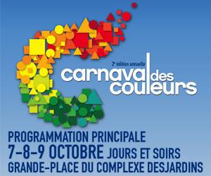 Carnaval des couleurs