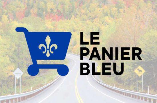Panier Bleu Québec