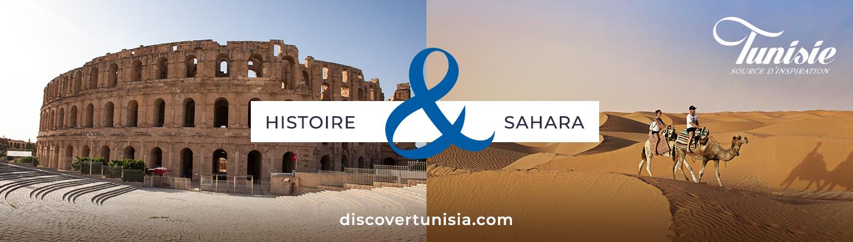 Tunisie Histoire Sahara